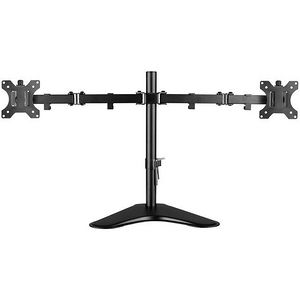V7 DS2FSD-2N Dual Desktop Monitor Stand