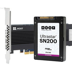 HGST 0TS1305 Ultrastar SN200 HUSMR7616BHP301 1.60 TB Internal SSD - PCI Express - Plug-in Card