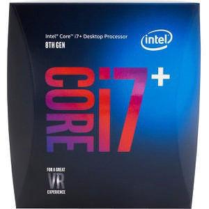Intel BO80684I78700 Core i7-8700 6-Core 3.20 GHz Processor - Socket H4 LGA-1151 - Retail Pack