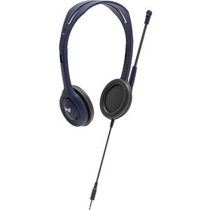 Logitech 981-000733 Wired 3.5 mm Headset with Microphone