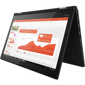 """Lenovo 20M7002PUS ThinkPad Yoga L380 13.3"""" Touchscreen LCD 2 in 1 Notebook - Core i3-8130U 2.20 GHz"""