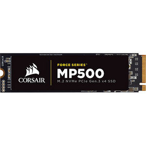 Corsair CSSD-F240GBMP500 Force MP500 240 GB Internal Solid State Drive - PCI Express - M.2 2280
