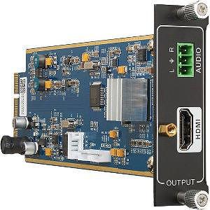 KanexPro FLEX-OUT-HD Flex-Seamless one output HDMI card w/de-embedded PCM audio