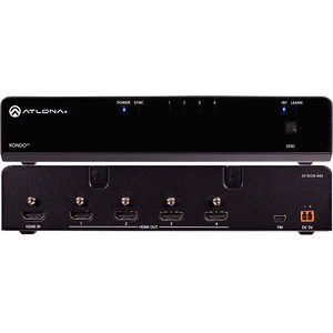 Atlona AT-RON-444 4K HDR Four-Output HDMI Distribution Amplifier