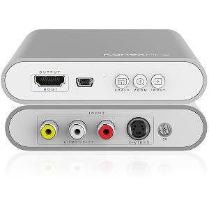 KanexPro CON-AV-HD4K Composite/S-Video to 4K HDMI Converter