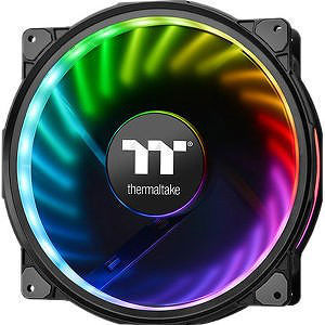 Thermaltake CL-F070-PL20SW-A Riing Plus 20 200mm PWM Cooling Fan