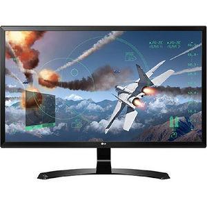 """LG 27UD58-B 27"""" LED LCD Monitor - 16:9 - 5 ms"""