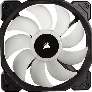 Corsair CO-9050060-WW SP120 RGB LED High Performance 120mm Fan with Controller