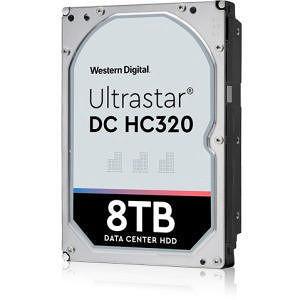 """HGST 0B36402 Ultrastar DC HC320 HUS728T8TALN6L4 8 TB 3.5"""" Internal Hard Drive - SATA"""