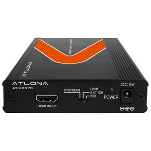 Atlona AT-HD570 HDMI Audio De-Embedder with 3D Support