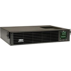 Tripp Lite SMART1500RM2U UPS Smart 1500VA 1350W Rackmount AVR 120V Pure Sine Wave USB DB9 SNMP 2URM