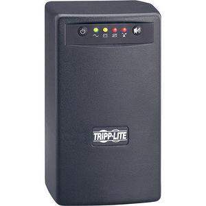 Tripp Lite OMNISMART500 UPS 500VA 300W Battery Back Up Tower AVR 120V USB RJ11 RJ45