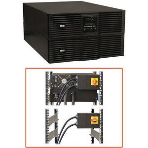 Tripp Lite SU10KRT3UHV UPS Smart Online 10000VA 9000W Rackmount 10kVA 200V - 240V 6URM