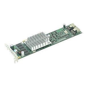 Supermicro AOC-USASLP-S8IR 8 Port Serial ATA/SAS RAID Controller