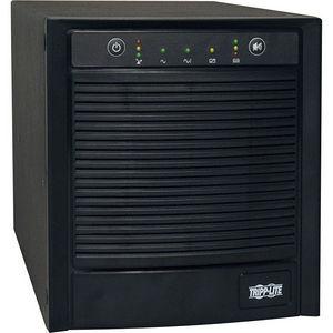 Tripp Lite SMART2200SLT UPS Smart 2200VA 1600W Tower AVR 120V USB DB9 SNMP for Servers
