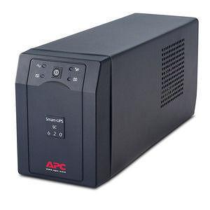 APC SC620I Smart-UPS SC 620VA 390W