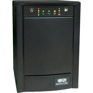 Tripp Lite SMART750XLA UPS Smart 750VA 500W Tower AVR 100V-120V Pure Sign Wave USB DB9 SNMP RJ45