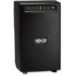 Tripp Lite OMNIVS1500XL UPS 1500VA 940W Battery Back Up Tower AVR 120V RJ11 RJ45
