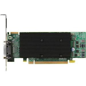 Matrox M9120-E512LPUF M9120 Graphic Card - 512 MB DDR2 SDRAM - PCI Express x16
