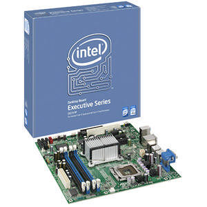 Intel BLKDQ35MP DQ35MP Desktop Motherboard - Q35 Express Chipset - Socket T LGA-775 - Bulk Pack