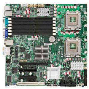 Supermicro MBD-X7DCA-L-O X7DCA-L Server Motherboard - Intel Chipset - Socket J LGA-771 - Retail