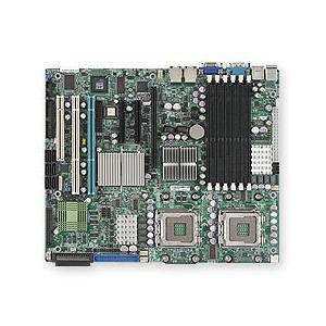 Supermicro MBD-X7DVA-8-O X7DVA-8 Server Motherboard - Intel Chipset - Socket J LGA-771 - Retail