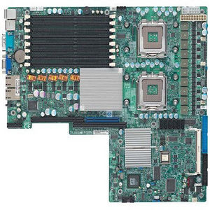 Supermicro MBD-X7DBU-O X7DBU Server Motherboard - Intel 5000P Chipset - Socket J LGA-771 - Retail