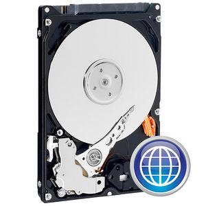"""WD WD800BEVE Scorpio 80 GB 2.5"""" Internal Hard Drive"""