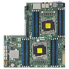 Supermicro MBD-X10DRW-NT-O Server Motherboard - Intel Chipset - Socket LGA 2011-v3 - 1x Retail Pack