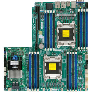 Supermicro MBD-X9DRW-CTF31-O Server Motherboard - Intel C602-J Chipset - Socket R LGA-2011 - Retail