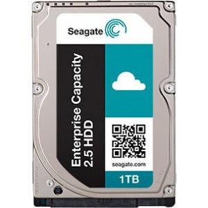 "Seagate ST1000NX0313 1TB SATA 6Gb/s 7200RPM 2.5"" 128MB Cache Enterprise HDD"