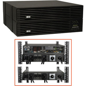 Tripp Lite SU6000RT4UHVG SmartOnline EZ 6000 VA 5400W Tower/Rack Mountable UPS