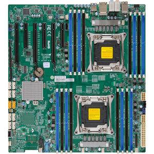 Supermicro MBD-X10DAX-O Server Motherboard - Intel C612 Chipset - Socket LGA 2011-v3 - 1 x Retail