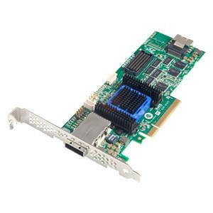 Adaptec 2270200-R RAID 6445 Single - 4 SAS Port(s) Internal - 4 SAS Port(s) External