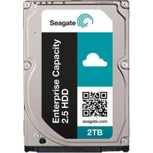 "Seagate ST2000NX0273 2TB SAS 12Gb/s 7200RPM 2.5"" 128MB Cache Enterprise HDD"