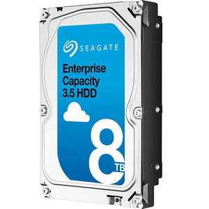 "Seagate ST8000NM0095 8 TB 3.5"" Internal Hard Drive - SAS"