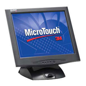 """3M 11-91378-225 MicroTouch M1700SS Touchscreen LCD Monitor - 17"""""""