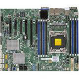 Supermicro MBD-X10SRH-CLN4F-B Server Motherboard - Intel C612 Chipset - Socket LGA 2011-v3 - Bulk