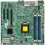 Supermicro MBD-X10SLH-F-B Server Motherboard - Intel C226 Chipset - Socket H3 LGA-1150 - Bulk Pack
