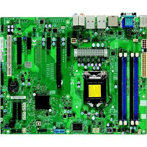 Supermicro MBD-X9SAE-V-B Desktop Motherboard - Intel C216 Chipset - Socket H2 LGA-1155 - Bulk Pack