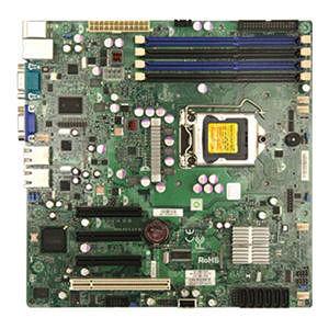 Supermicro MBD-X8SIL-V-O Server Motherboard - Intel 3420 Chipset - Socket H LGA-1156 - Retail
