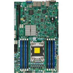 Supermicro MBD-X9SRW-F-O Server Motherboard - Intel C602 Chipset - Socket R LGA-2011 - Retail