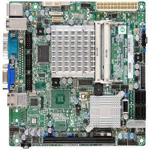 Supermicro MBD-X7SPA-L-B X7SPA-L Server Motherboard - Intel Chipset - Socket BGA-559 - Bulk Pack