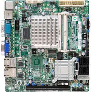 Supermicro MBD-X7SPA-H-B X7SPA-H Server Motherboard - Intel Chipset - Socket 559 - Bulk Pack