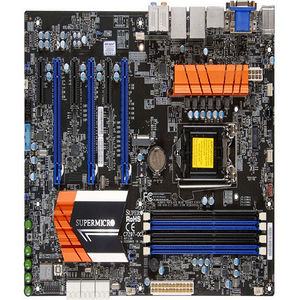 Supermicro MBD-C7Z97-OCE-O Desktop Motherboard - Intel Z97 Express Chipset - Socket H3 LGA-1150