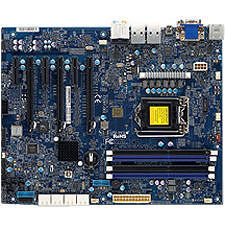 Supermicro MBD-C7Z87-O Desktop Motherboard - Intel Z87 Express Chipset - Socket H3 LGA-1150