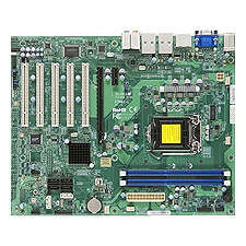 Supermicro MBD-C7H61-L-O Desktop Motherboard - Intel H61 Express Chipset - Retail
