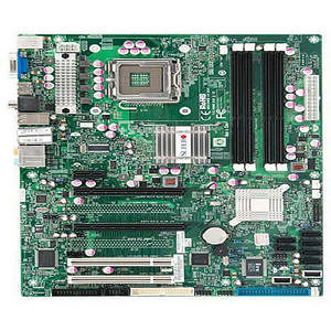 Supermicro MBD-C2SEE-O Desktop Motherboard - Intel G43 Chipset - Socket T LGA-775
