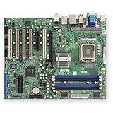 Supermicro MBD-C2SBC-Q-B Desktop Motherboard - Intel Chipset - Socket T LGA-775 - Bulk Pack