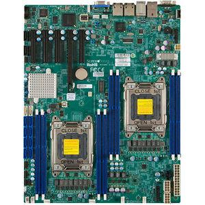 Supermicro MBD-X9DRD-IF-O Desktop Motherboard - Intel C602 Chipset - Socket R LGA-2011 - Retail